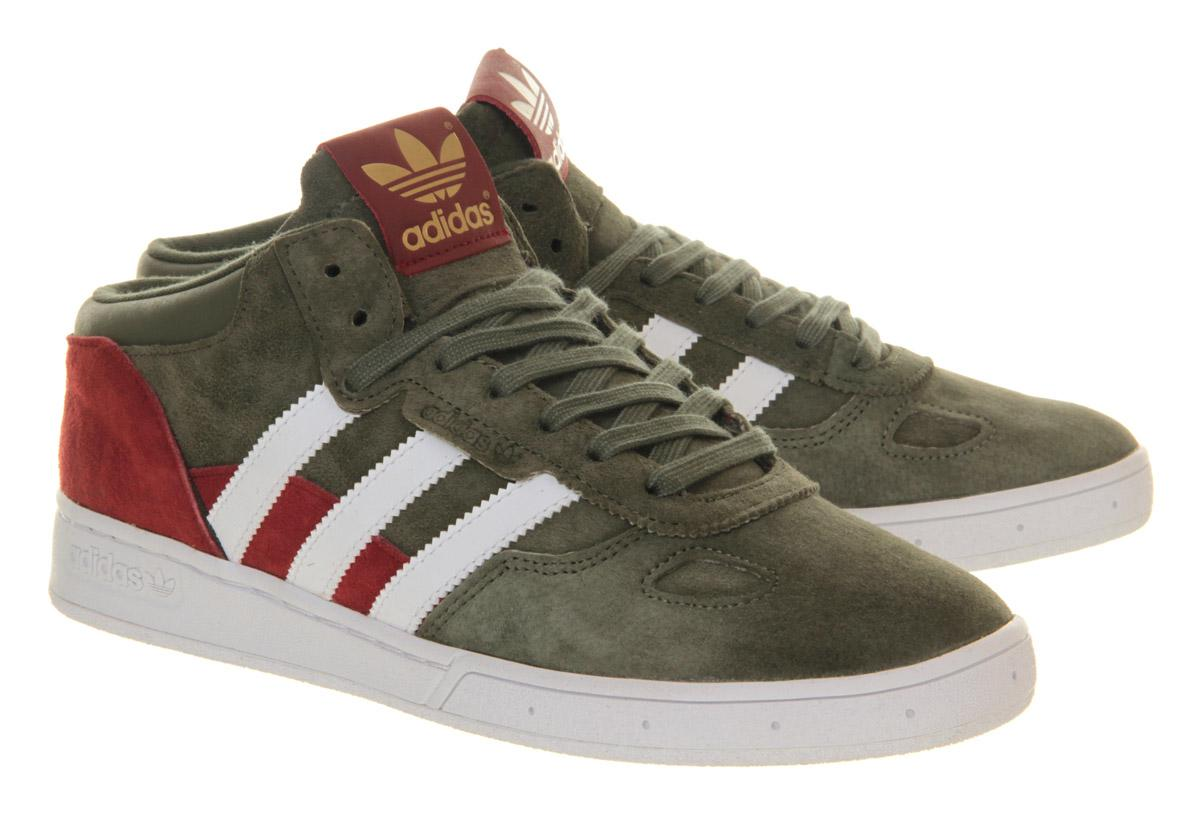 competitive price 1b86f 3f8cb Lyst - adidas Ciero Mid in Natural for Men