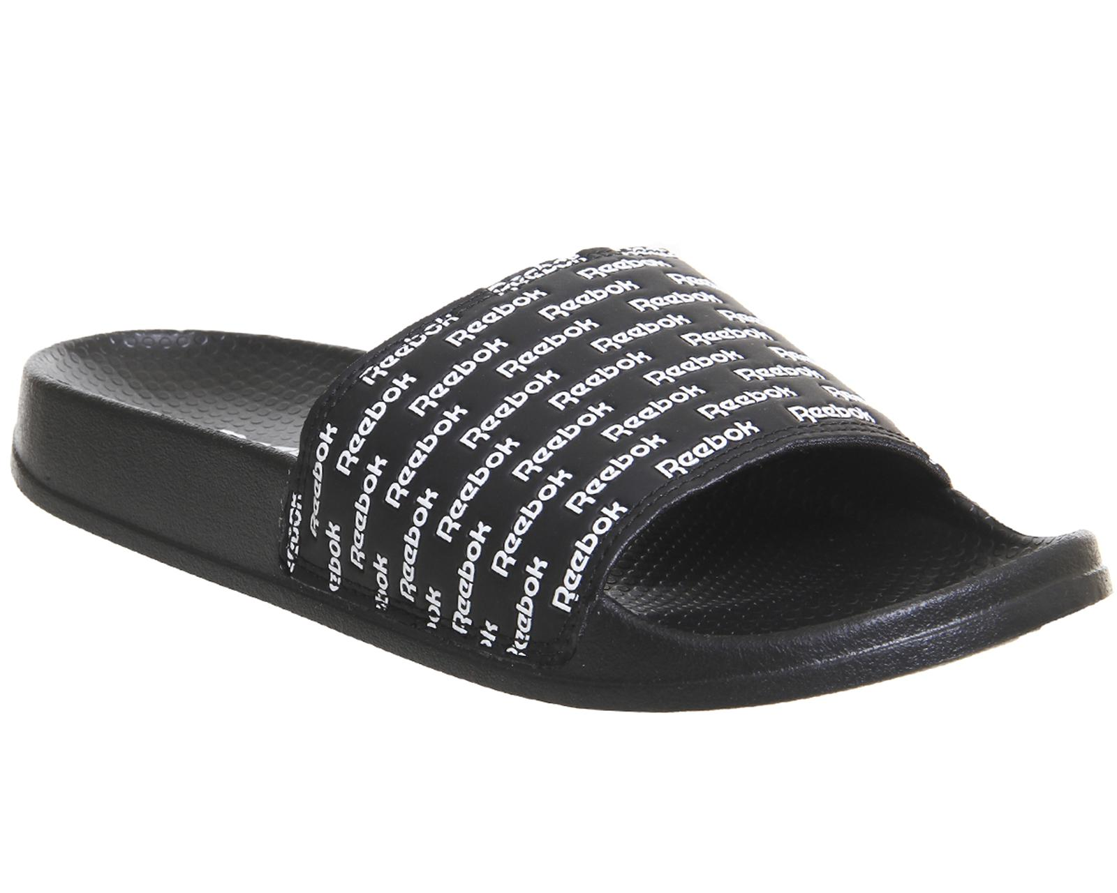 4f3a2bc29a769 Reebok Classic Slide in Black for Men - Lyst