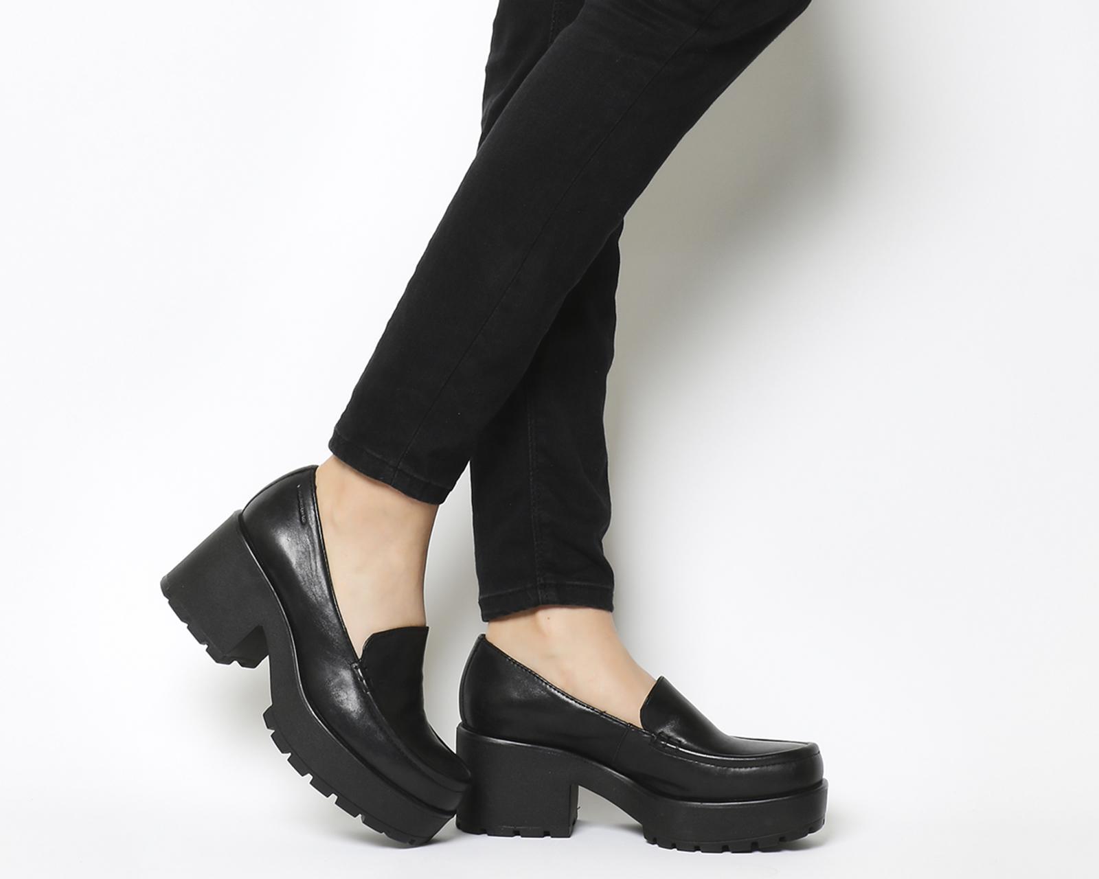 b3071c75f77 Vagabond Dioon Loafers in Black - Lyst
