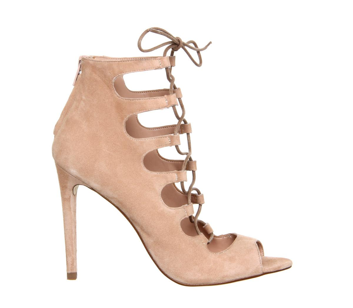36c17cb25b91 Gallery. Women s Ankle Strap Sandals Women s Lace Up High Heels ...
