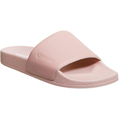 e4878f6e12ce Superga 1914 Slides Women s Mules   Casual Shoes In Pink in Pink - Lyst