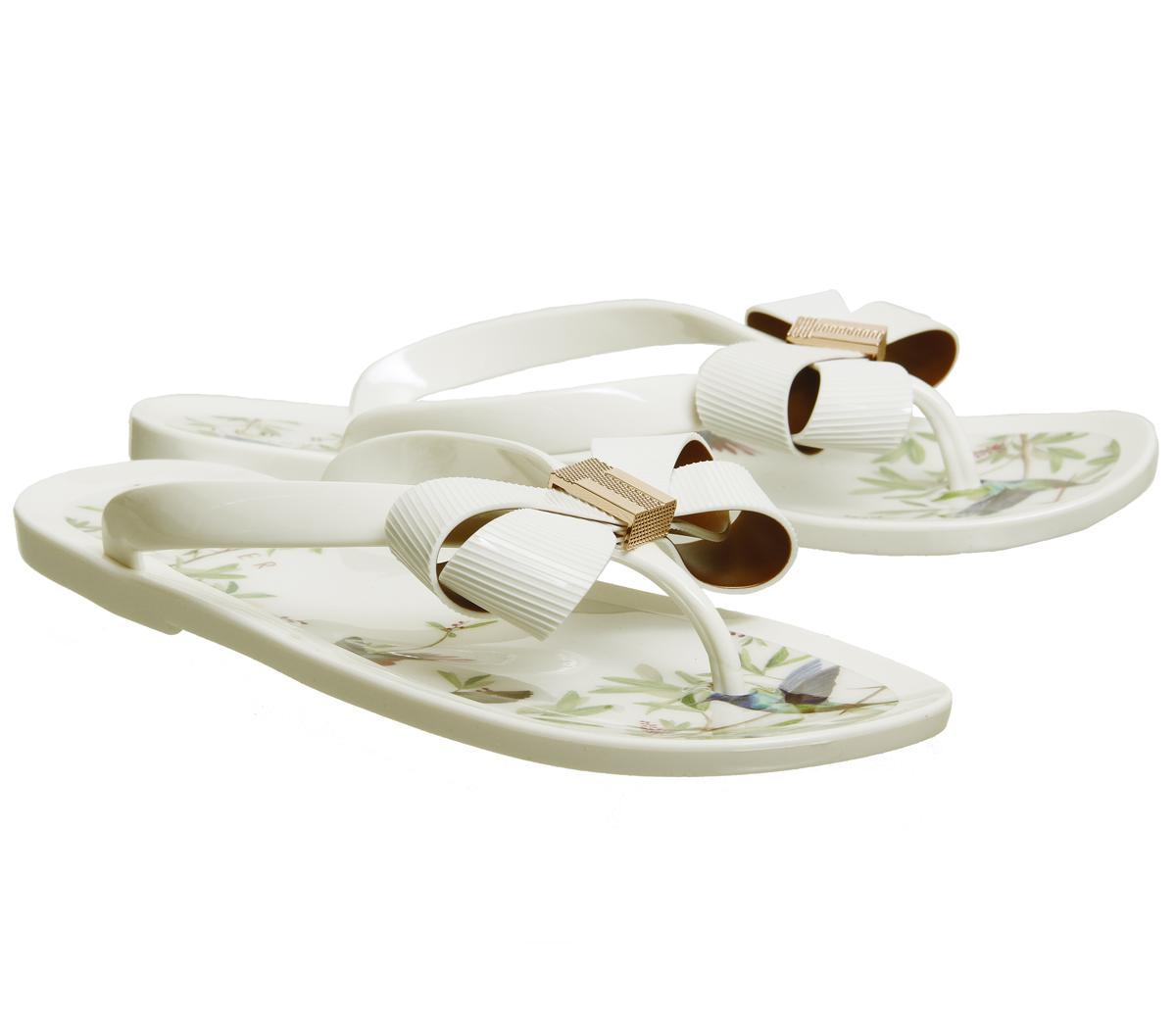 7158d249b288d2 Ted Baker Susziep Flip Flop Sandals - Lyst
