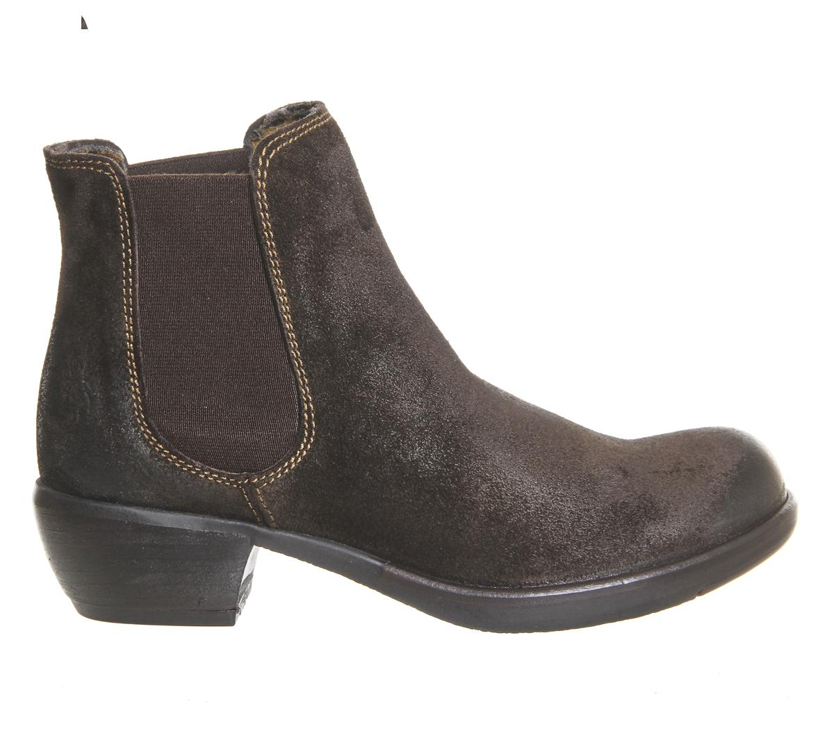 a1e8d5134224 Lyst - Fly London Make Chelsea Boots