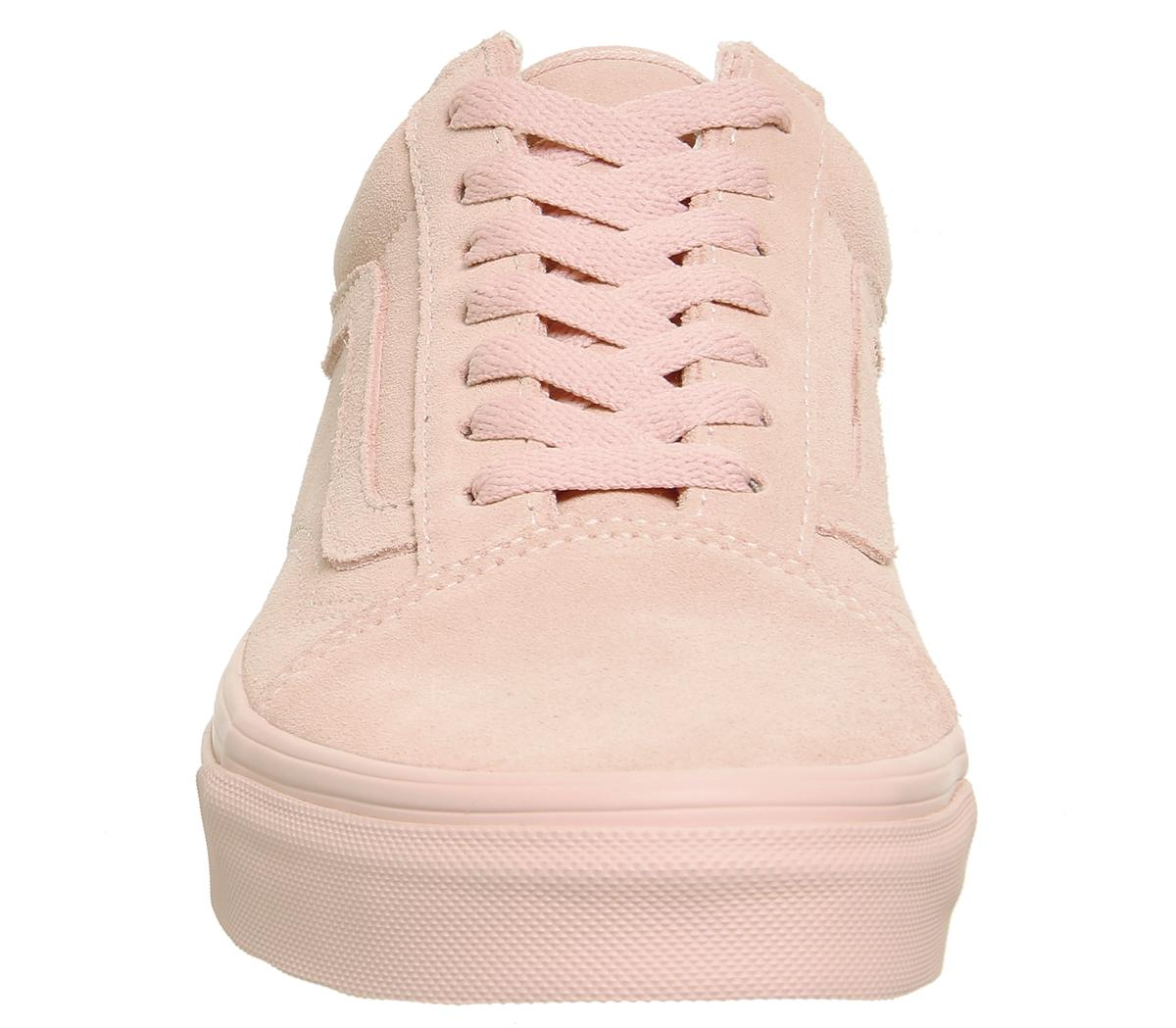 e39beeaa5e5933 Lyst - Vans Old Skool Trainers in Pink