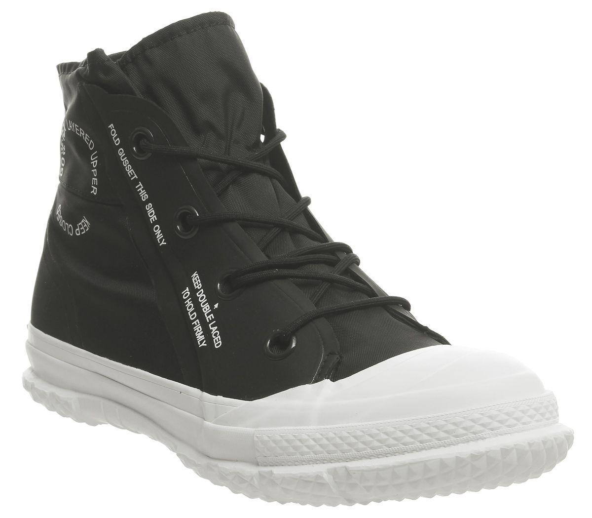 0655bcfc62b411 Lyst - Converse Chuck Taylor Mc18 Hi in Black for Men