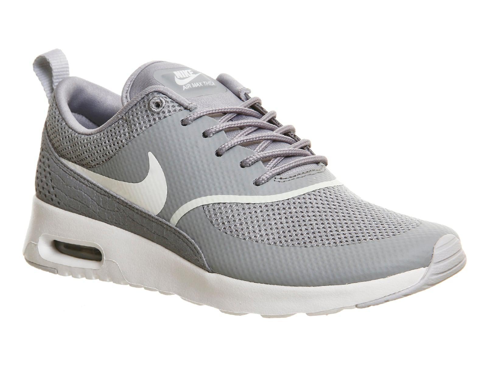 new style e96b4 c3a2e Nike Air Max Thea in Gray - Lyst