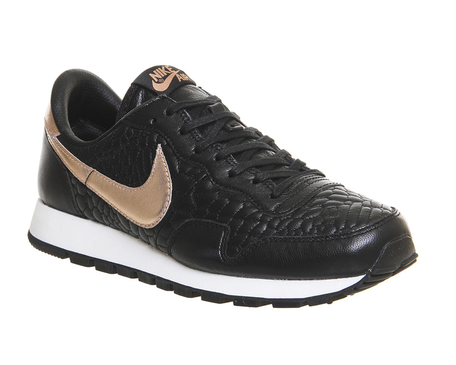 sale retailer a5976 10d7f Lyst - Nike Air Pegasus 83 in Black