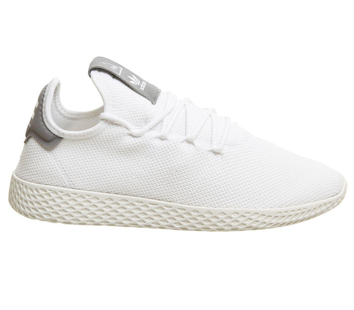 7dfee1e4d6838 Adidas - White Pw Tennis Trainers - Lyst. View fullscreen