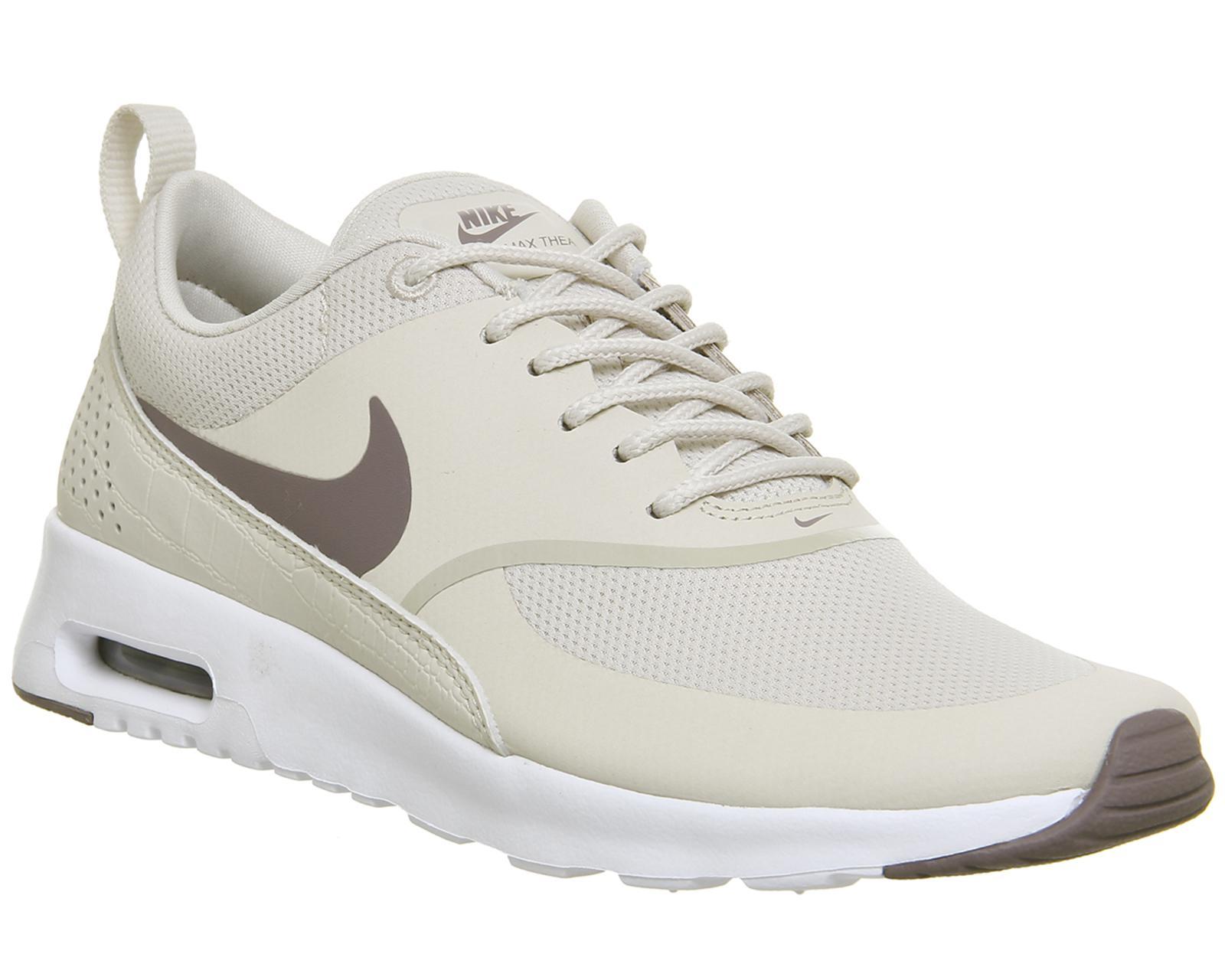 Nike Air Max Chaussures En Cuir Thea Premium 115 $ Plus
