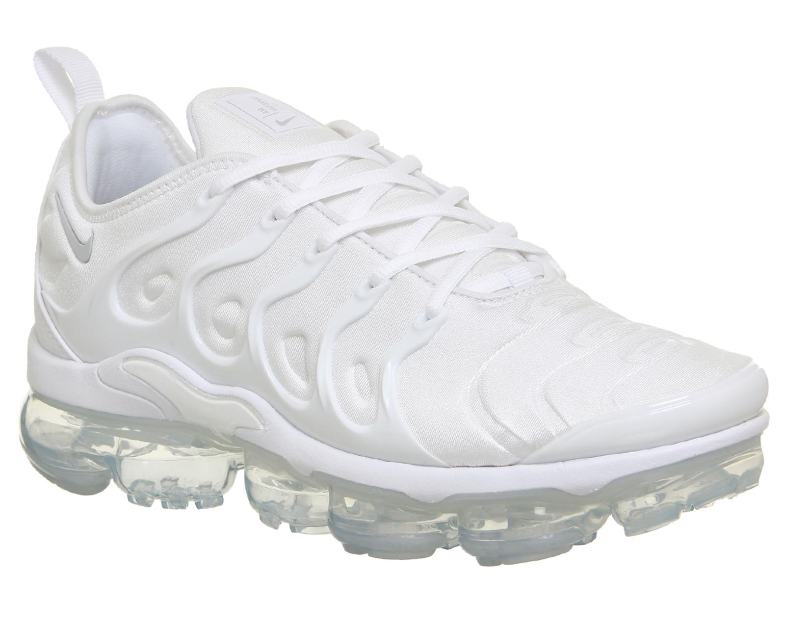 719cb941910 Lyst - Nike Air Vapormax Plus in White