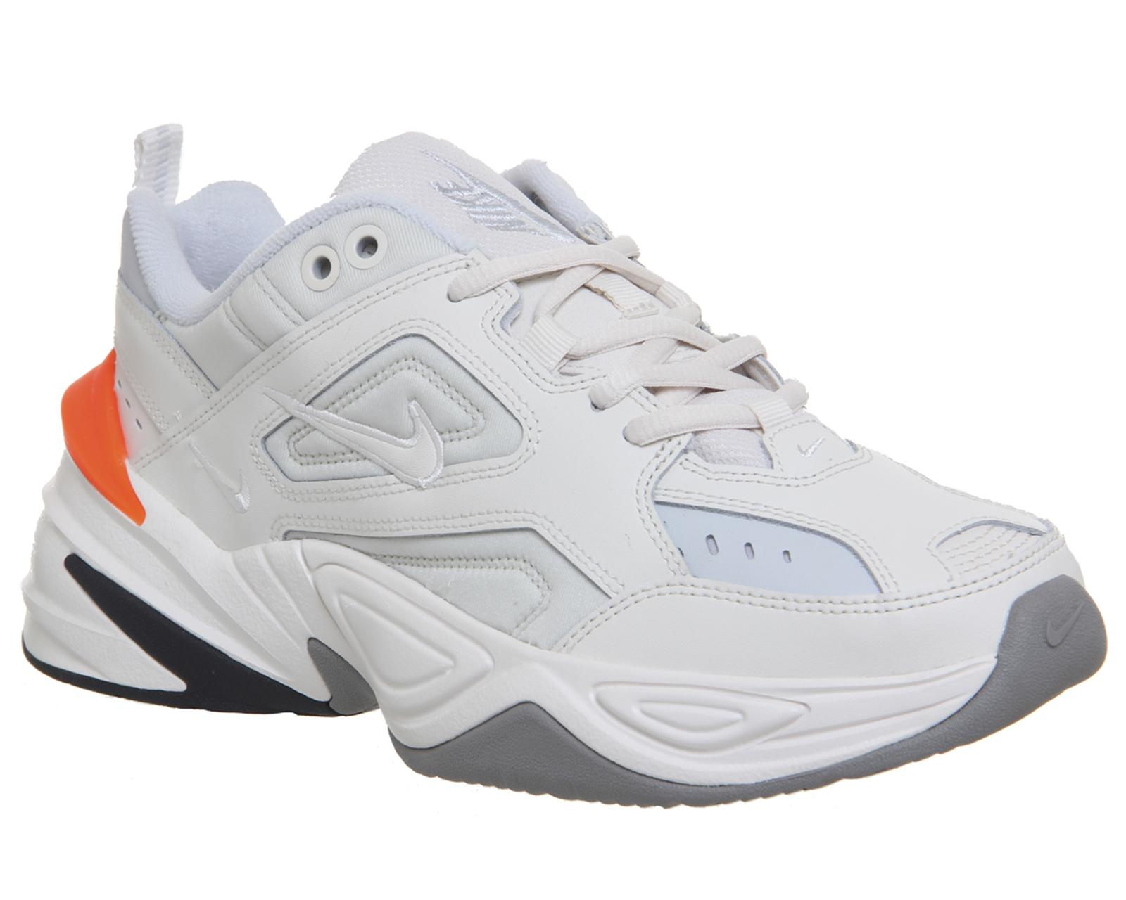 outlet store 2a5e0 d2e4b Nike M2k Tekno Trainers in Gray - Lyst