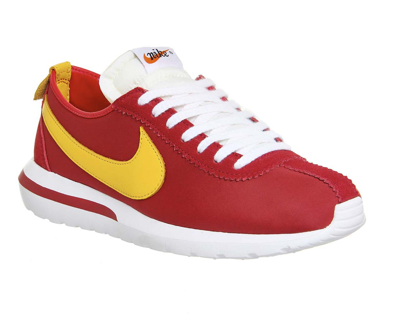 Lyst - Nike Roshe Cortez in Red for Men a85060b68