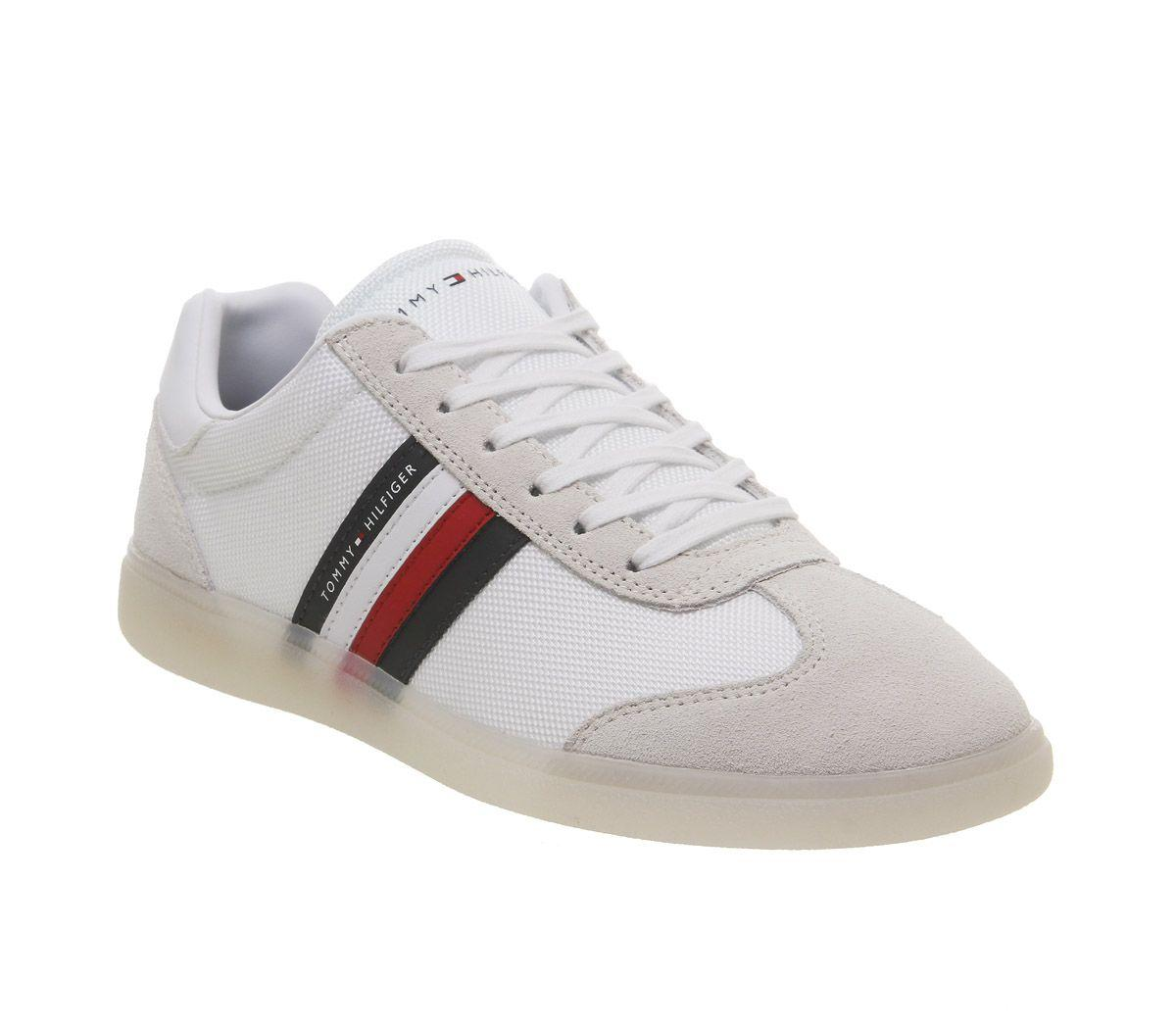 843c0cea2 Tommy Hilfiger Danny Trainers in White for Men - Lyst