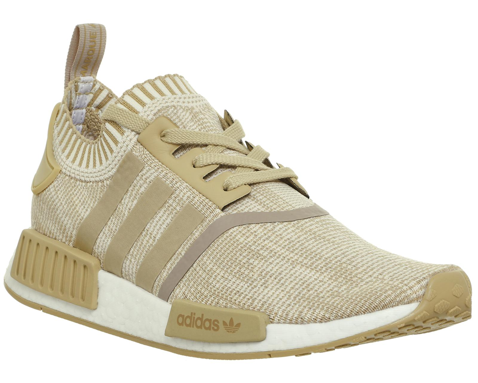 cf55d654e Adidas Nmd R1 Prime Knit in Natural - Lyst