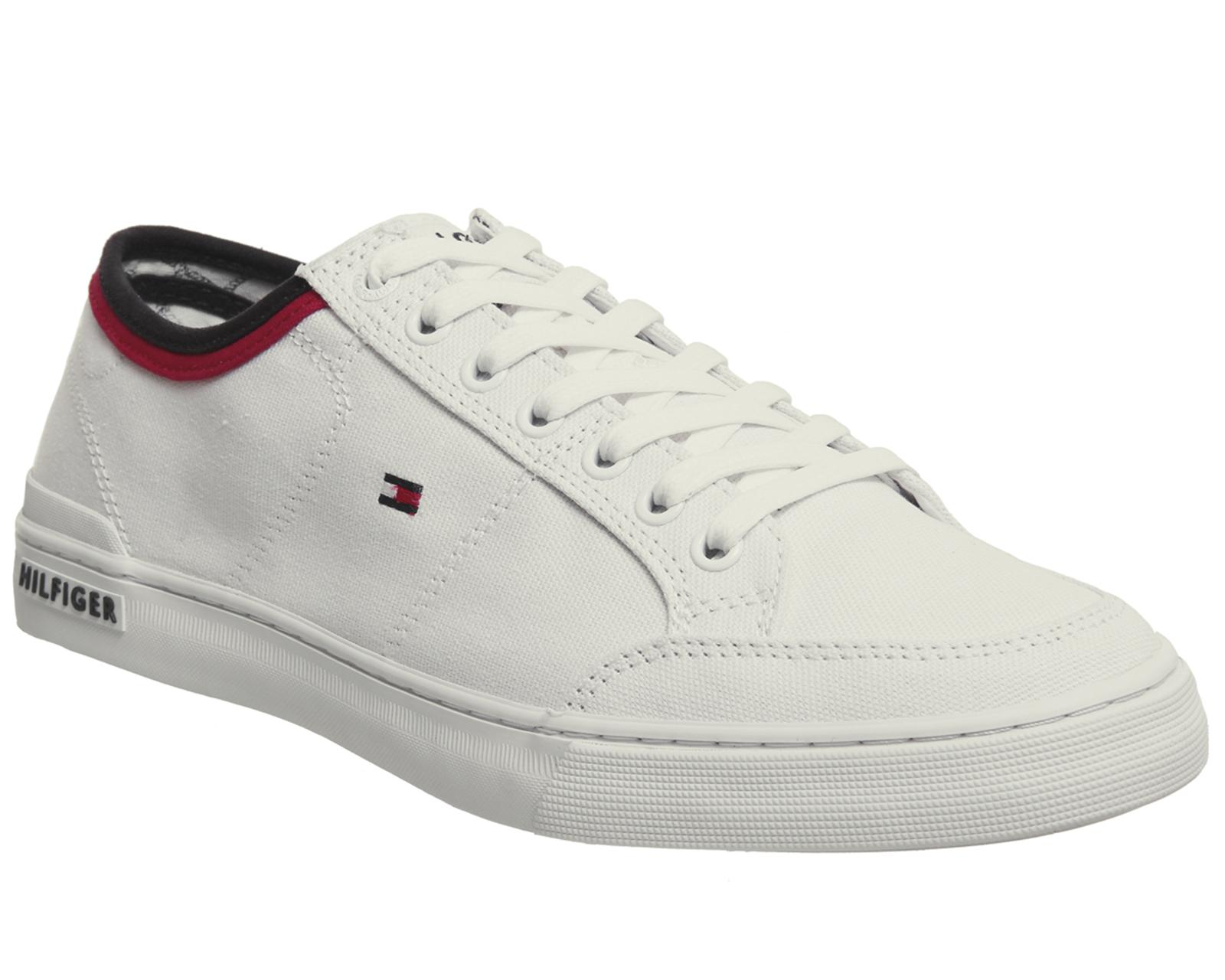 Mens Lightweight Corporate Low-Top Sneakers, Midnight Blue Tommy Hilfiger