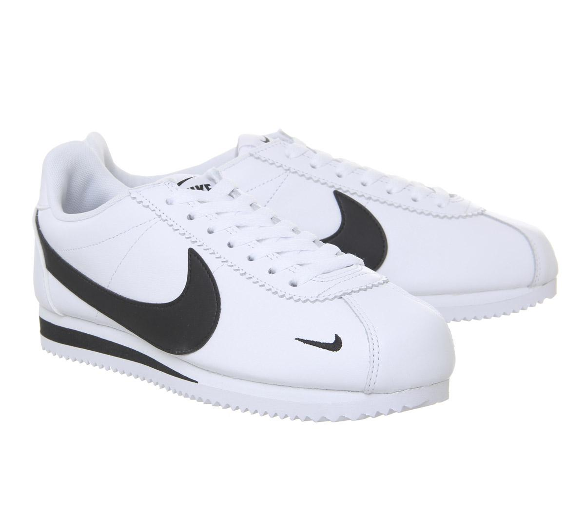 various colors 629f1 a1591 Lyst - Nike Cortez Leather in White for Men - Save 3%