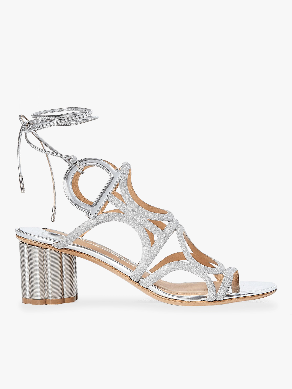 777de0c5ec81 Lyst - Ferragamo Vinci 55 Sandal - Save 55%