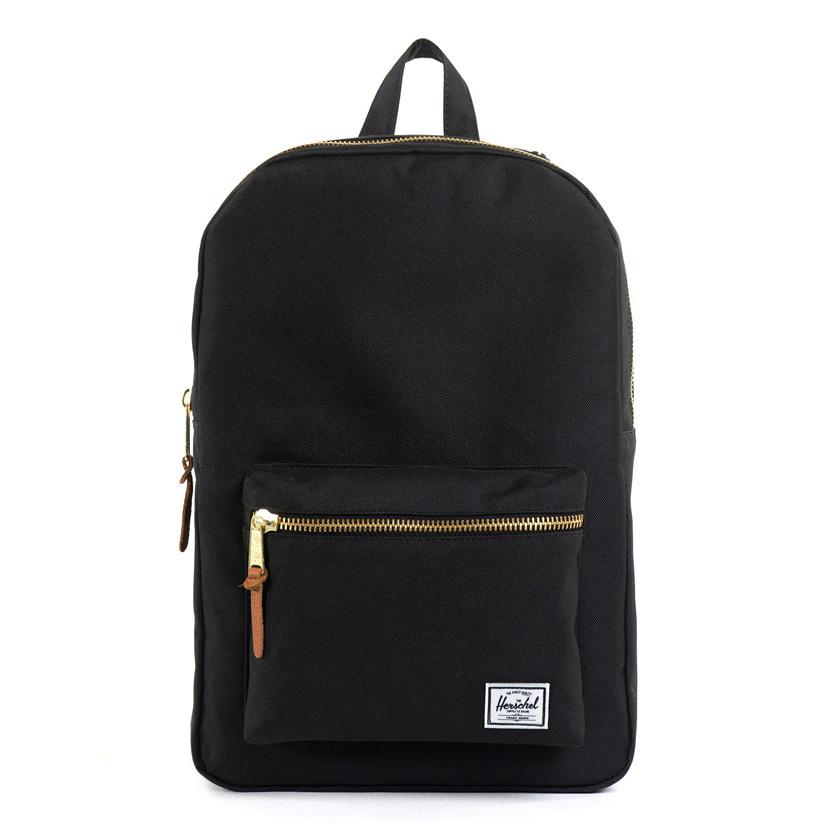Herschel supply co. Black Settlement Backpack in ...