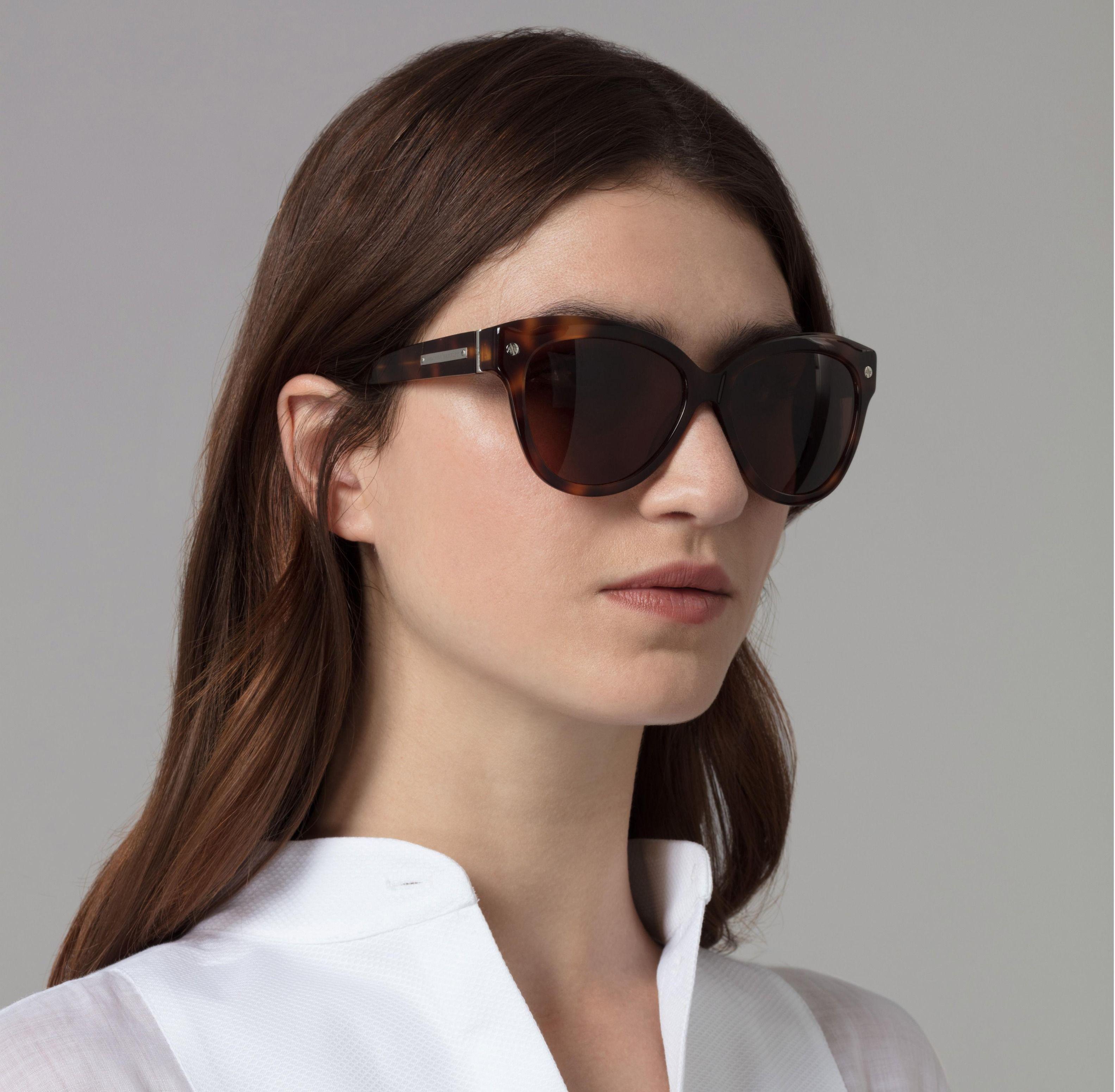 1885caa5036c4 Amanda Wakeley - Brown The Chelsea Tortoiseshell Sunglasses - Lyst. View  fullscreen
