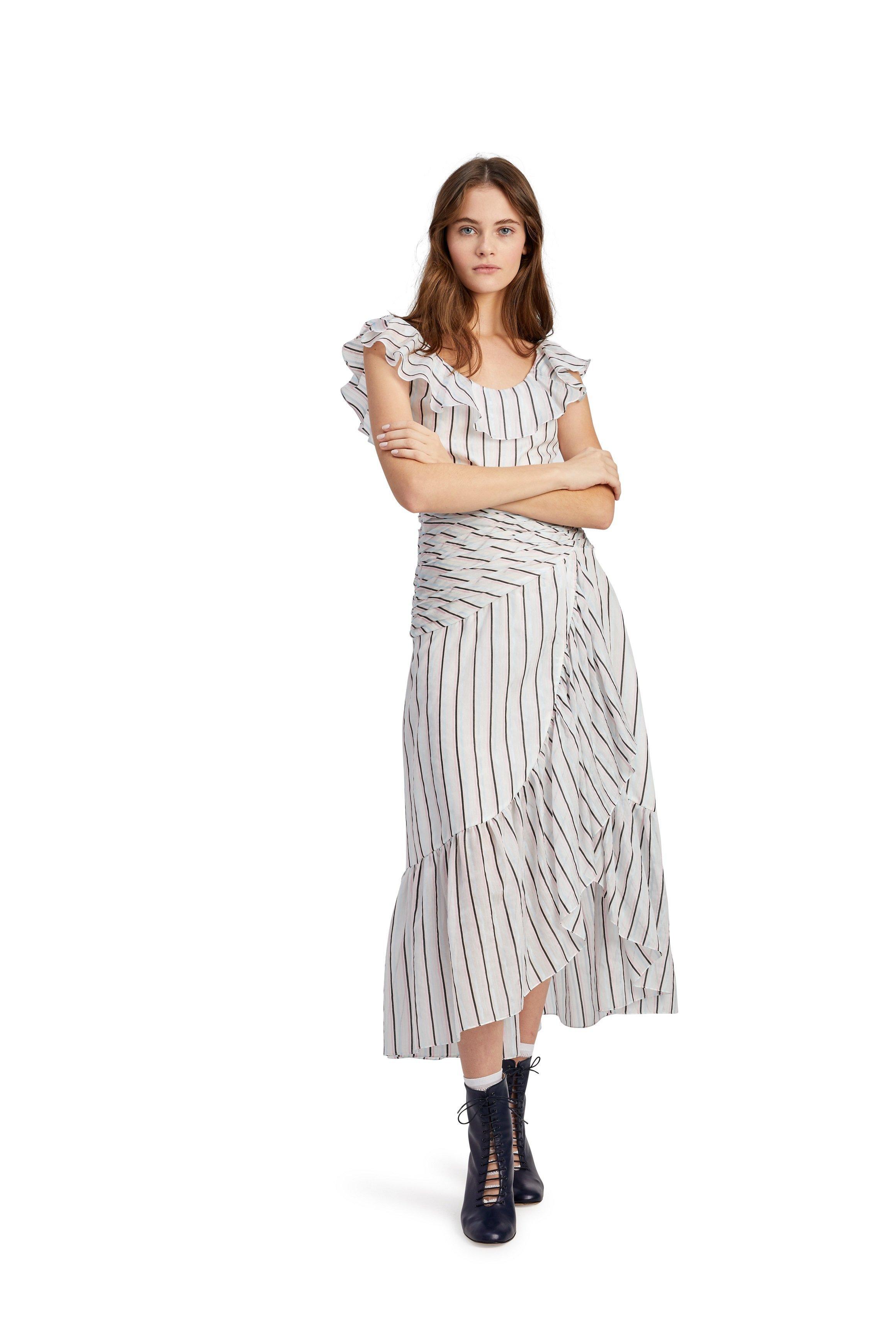 10c301bfa2e Lyst - Jill Stuart Manar Dress