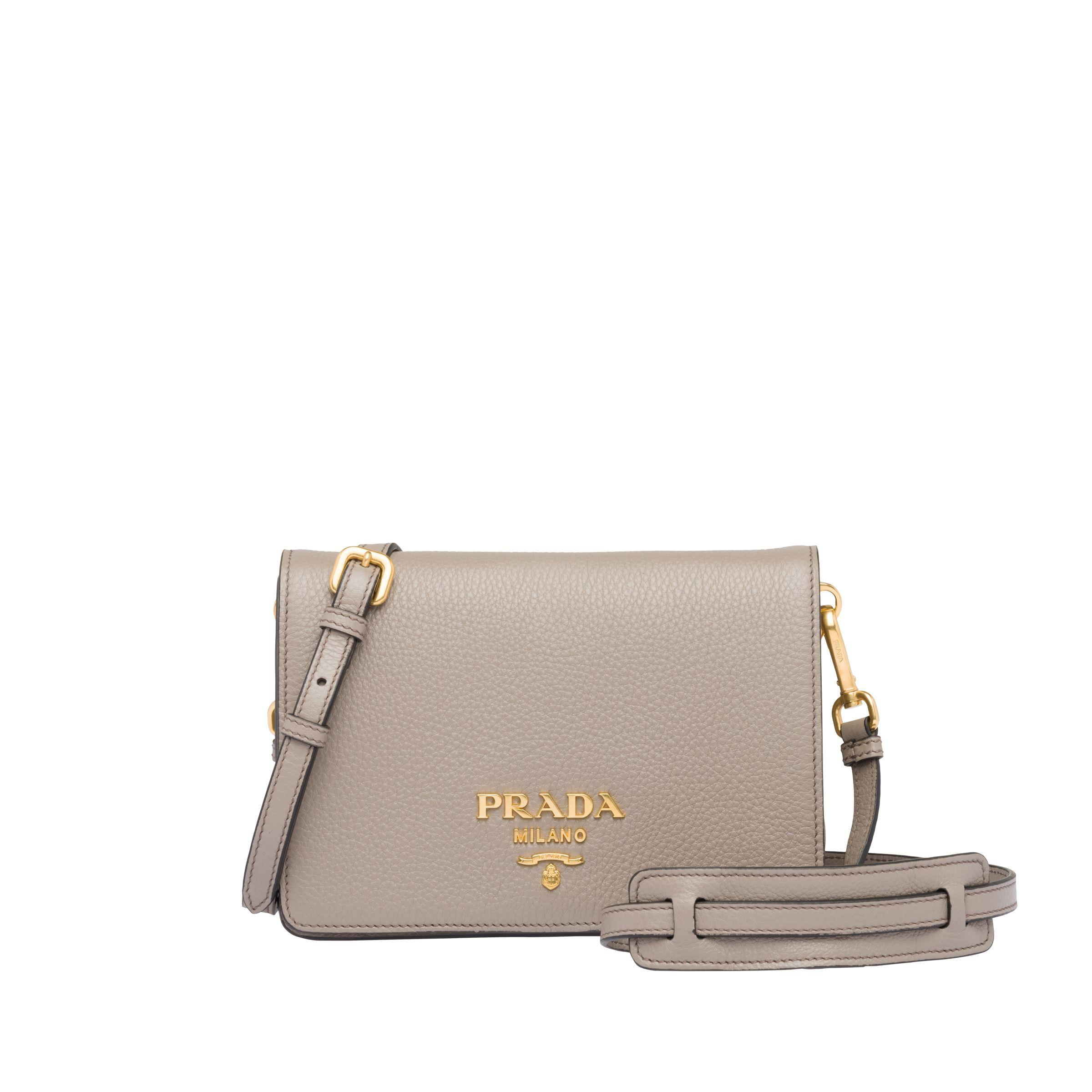 a6e60eab26673c Prada. Women's Calf Leather Shoulder Bag. $1,690 From Orchard Mile