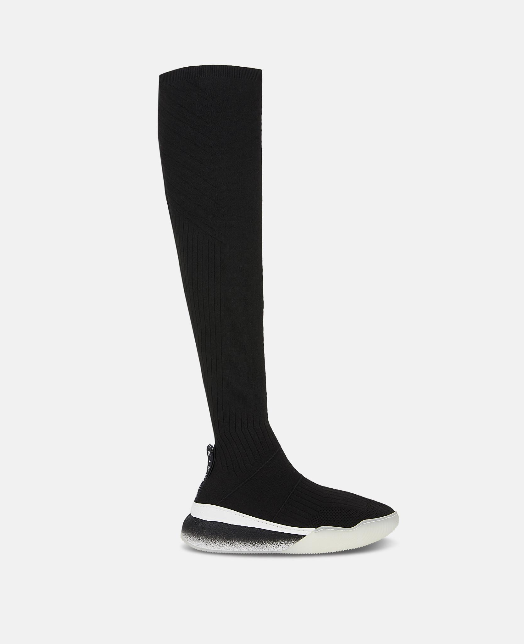 c3e508fe0b7 Stella McCartney. Women s Black High Loop Sneakers.  795 From Orchard Mile