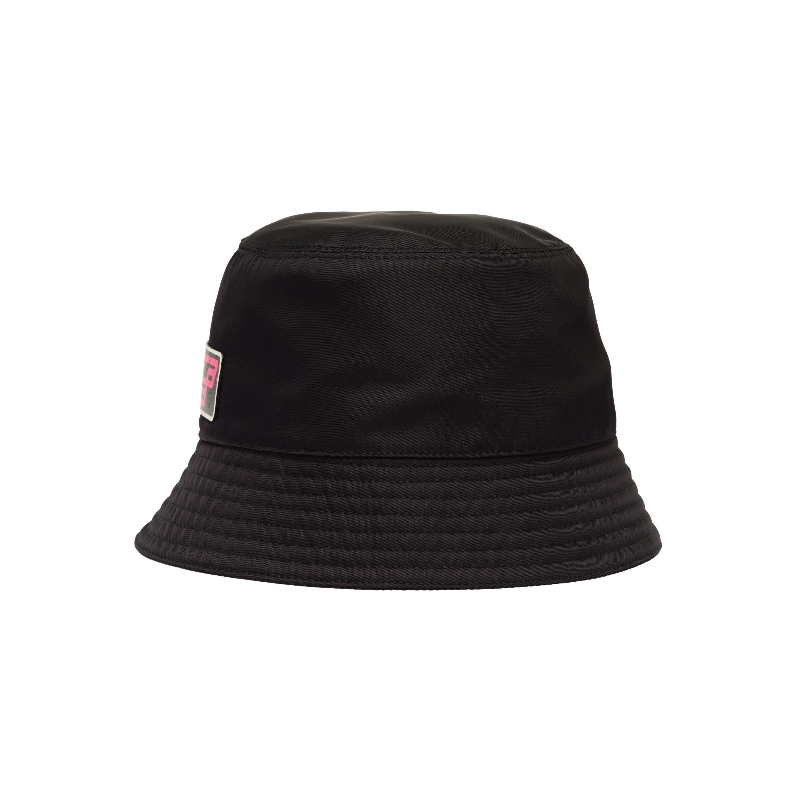 Prada. Women s Black Nylon Cap With Logo.  340 From Orchard Mile 8516b39134a3