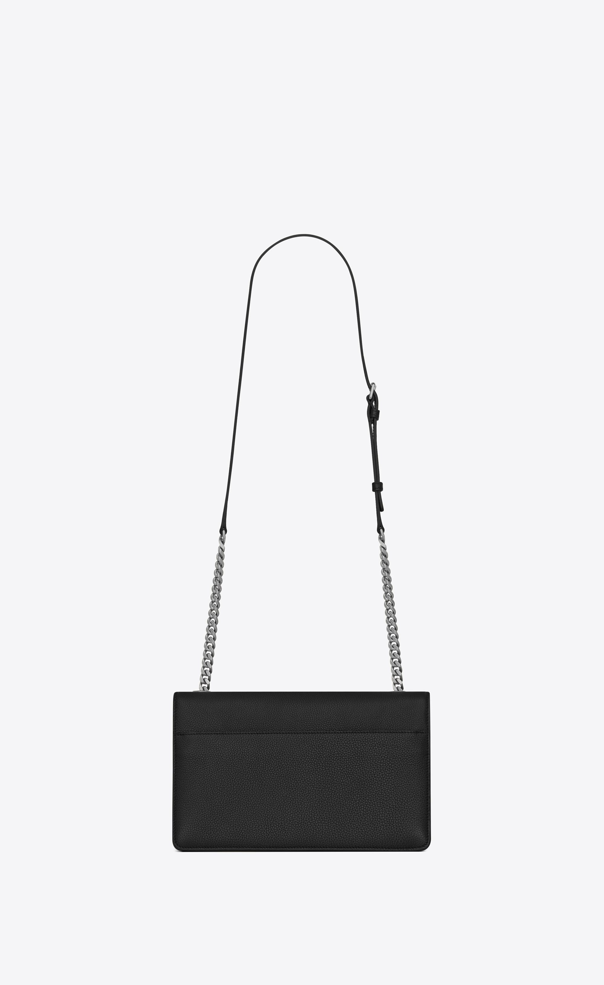 cc5a16037d63 Saint Laurent - Black Sunset Medium - Lyst. View fullscreen