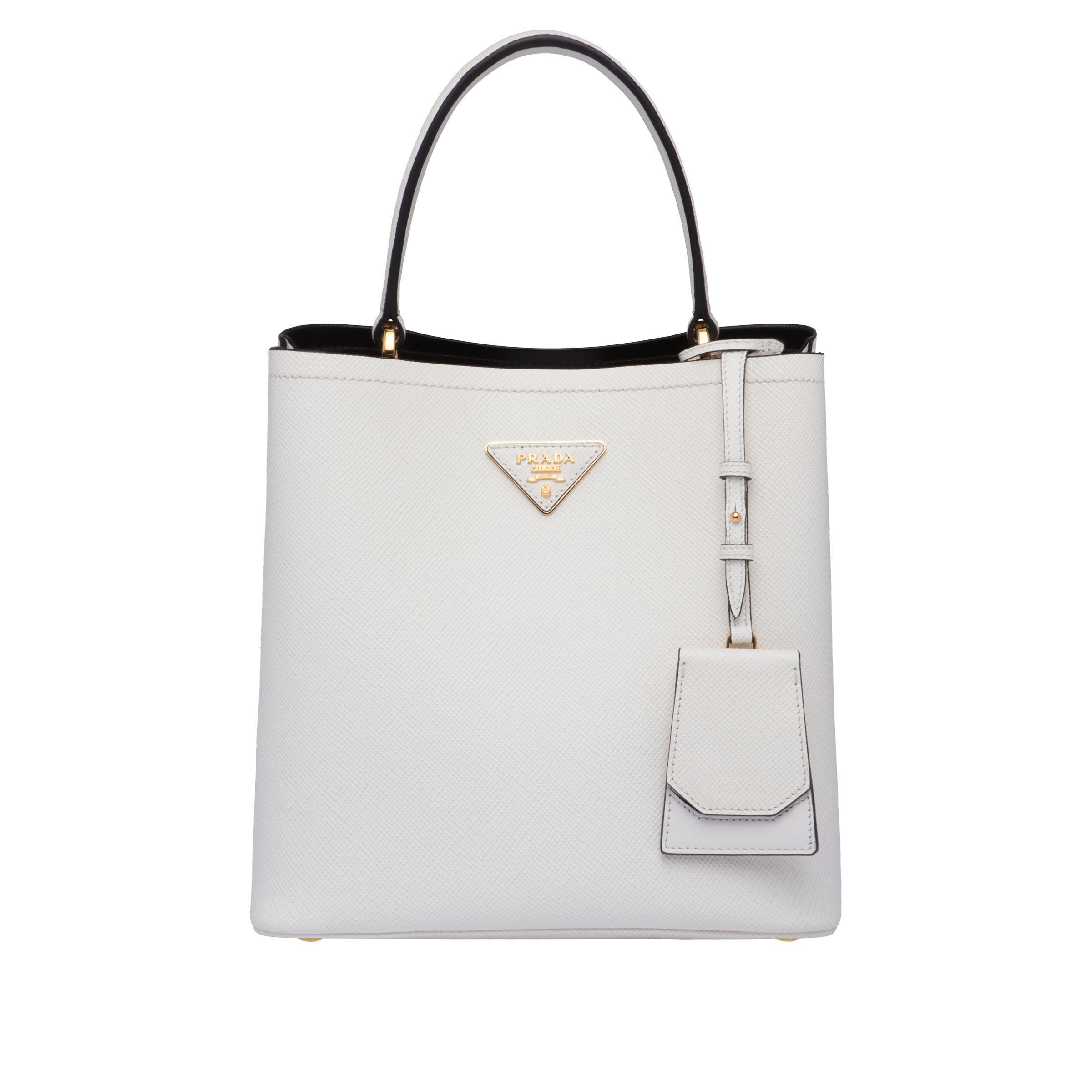 66711036af29 Prada - Multicolor Panier Medium Bag - Lyst. View fullscreen