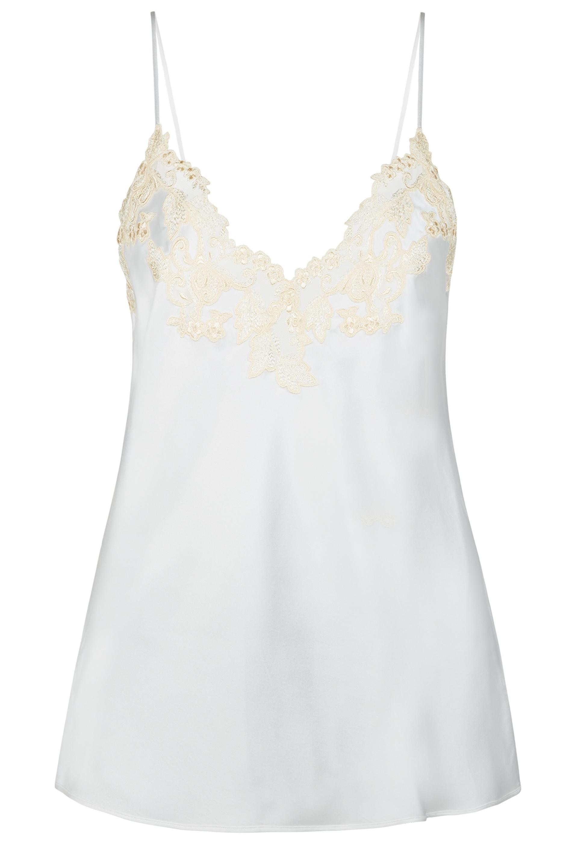 d51079e07b1cf Lyst - La Perla Maison Top in White