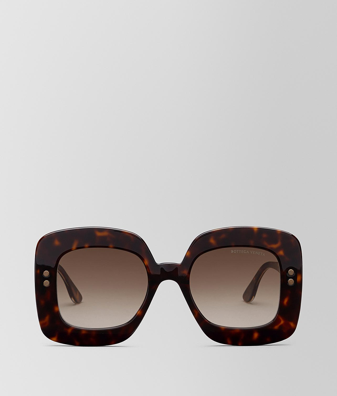 398180155ad Bottega Veneta - Brown Sunglasses - Lyst. View fullscreen