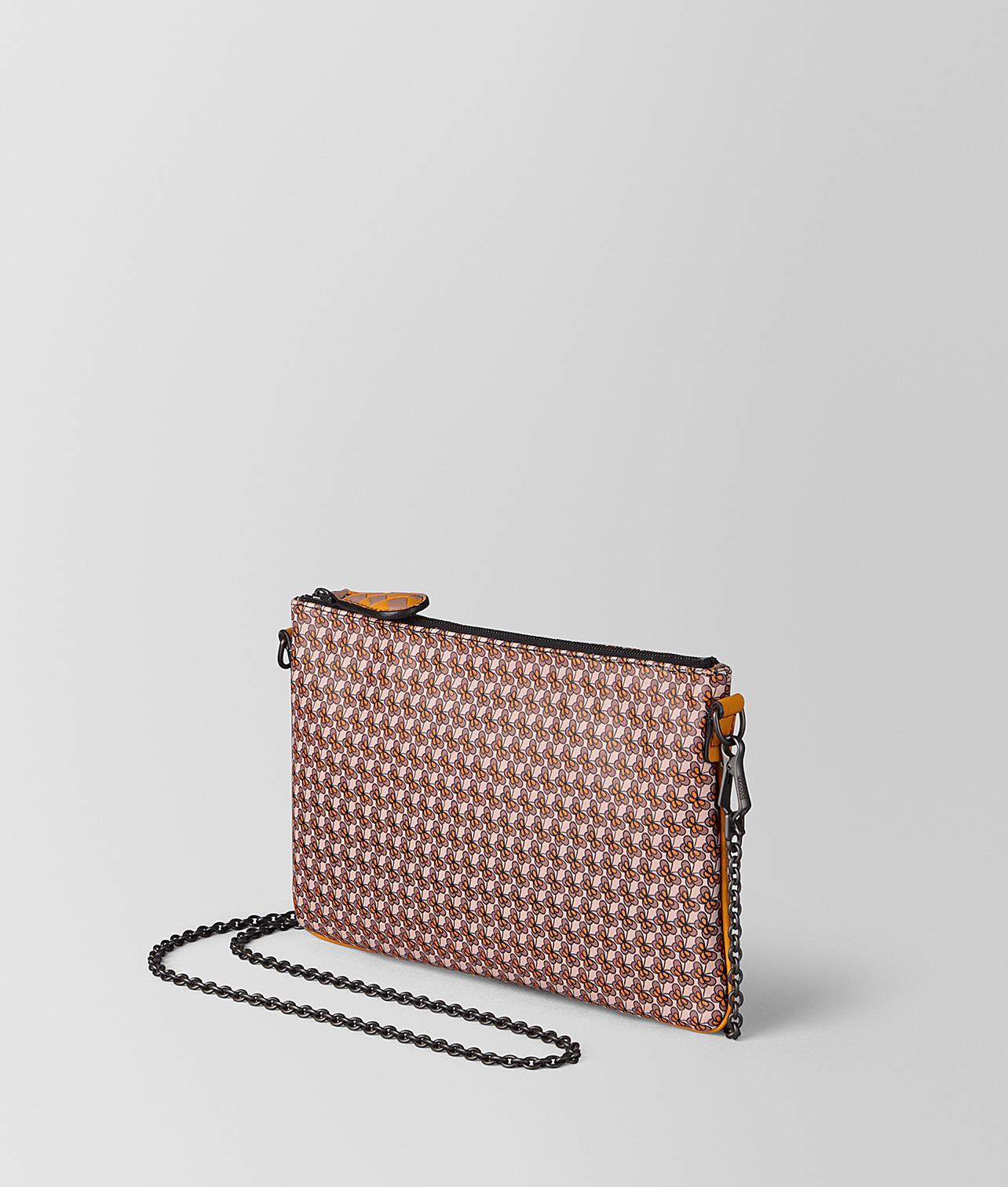 e051bcfde4c4 Lyst - Bottega Veneta Chain Wallet