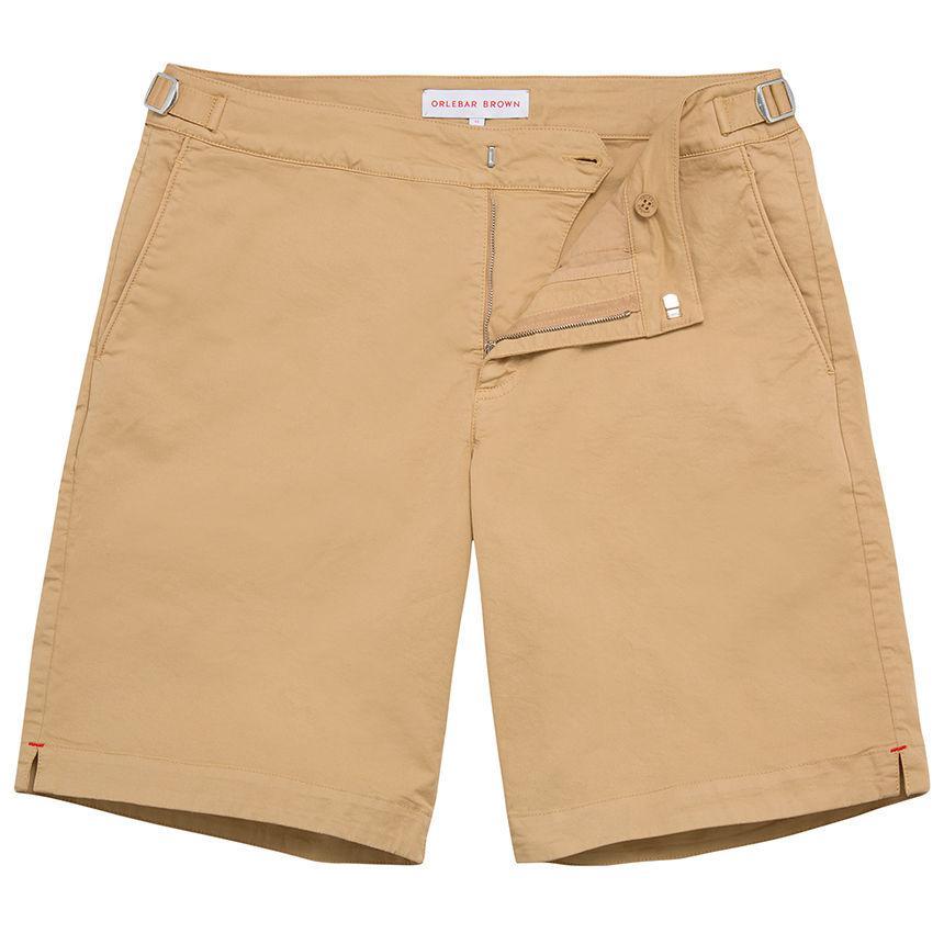 Dane Extensible Coton Sergé Short Orlebar Brown uPHlt3A