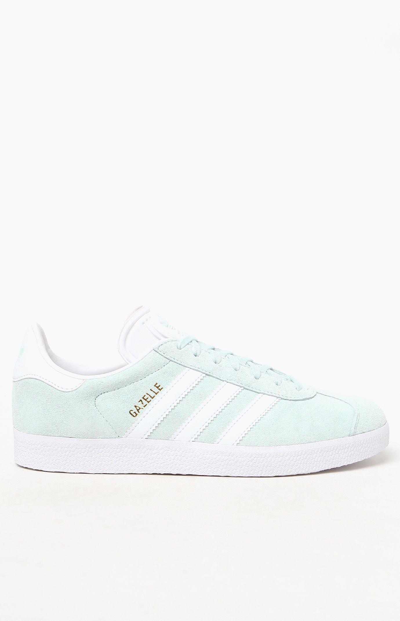 Lyst - adidas Women s Mint Gazelle Sneakers a948239ee0