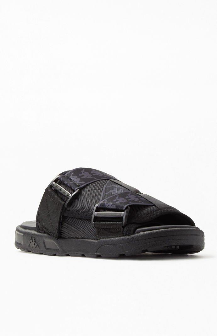 100b6eca4924 Lyst - Kappa 222 Banda Mitel 1 Sandals in Black for Men