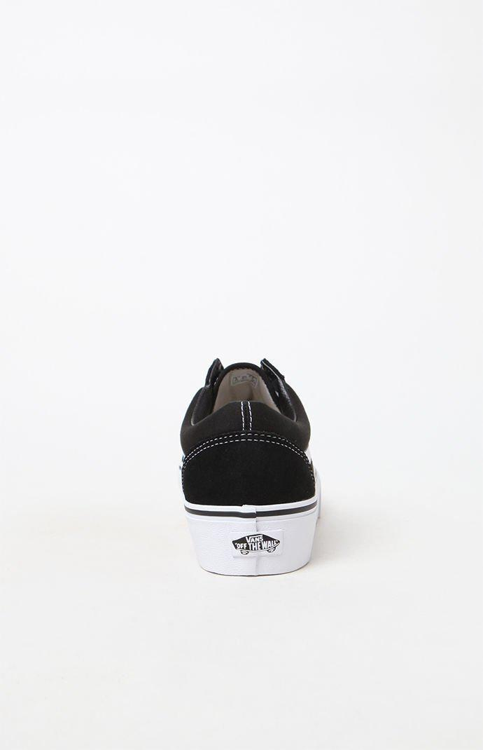 Vans - Black Women s Old Skool Platform Sneakers - Lyst. View fullscreen c363c791f5