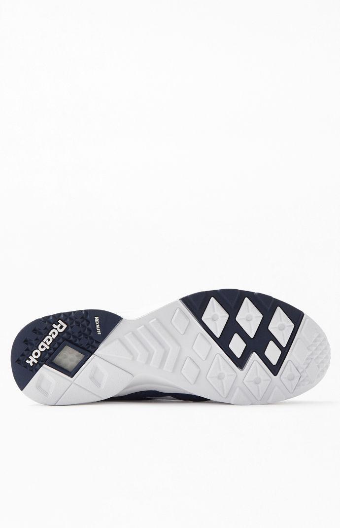 8ea8226e66d Lyst - Reebok Navy Aztrek Shoes in Blue for Men
