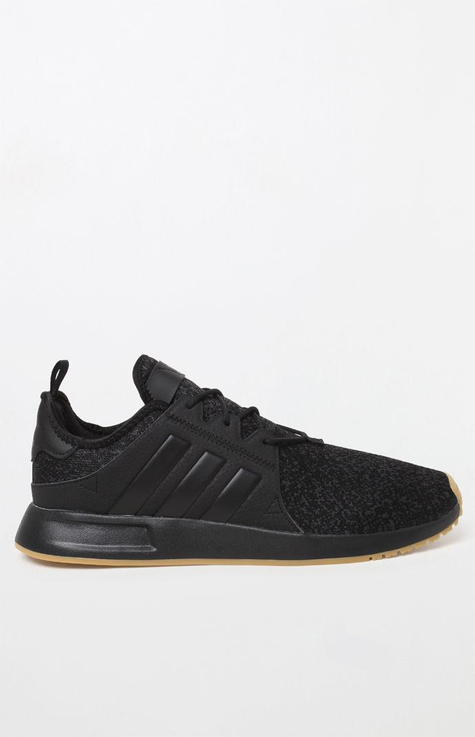 2778af55d Adidas - X plr Knit Black   Gum Shoes for Men - Lyst. View fullscreen