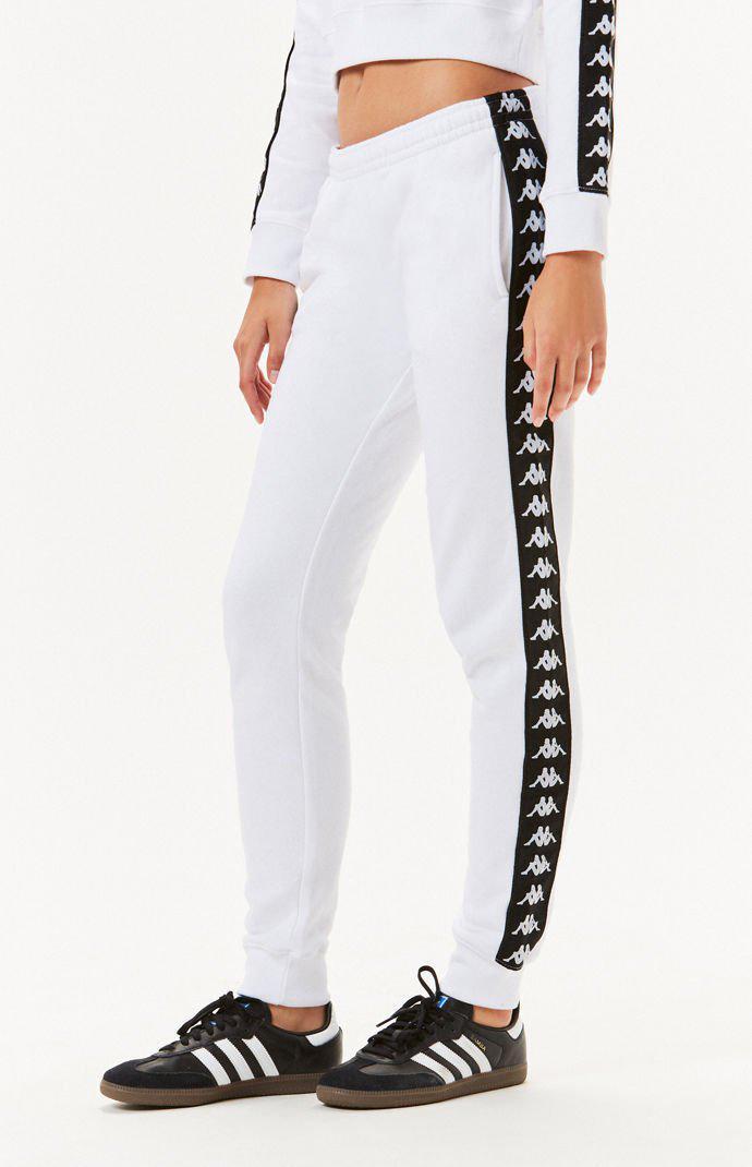 805be44fc787 Lyst - Kappa Banda Aviol Jogger Pants in Black