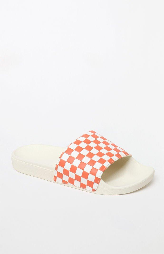 Lyst - Vans Women s Peach Slide-on Sandals - Save 12% a40d121b1