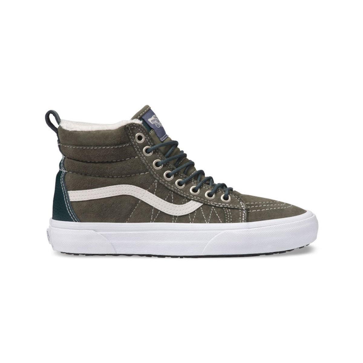 3875fd89fbd Lyst - Vans Sk8-hi Mte Skate Shoes – Womens
