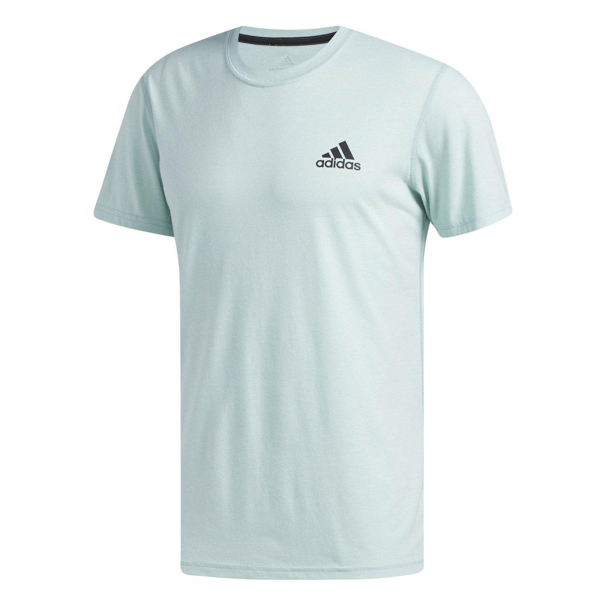 89c21c89d798a Lyst - Adidas Ultimate Short Sleeve Tee for Men