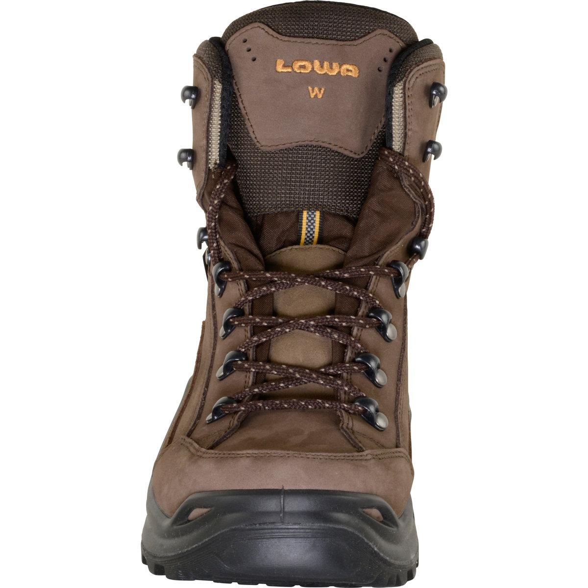 c683ba4c94e Lyst - Lowa Renegade Gtx Mid Wide Boot in Brown for Men