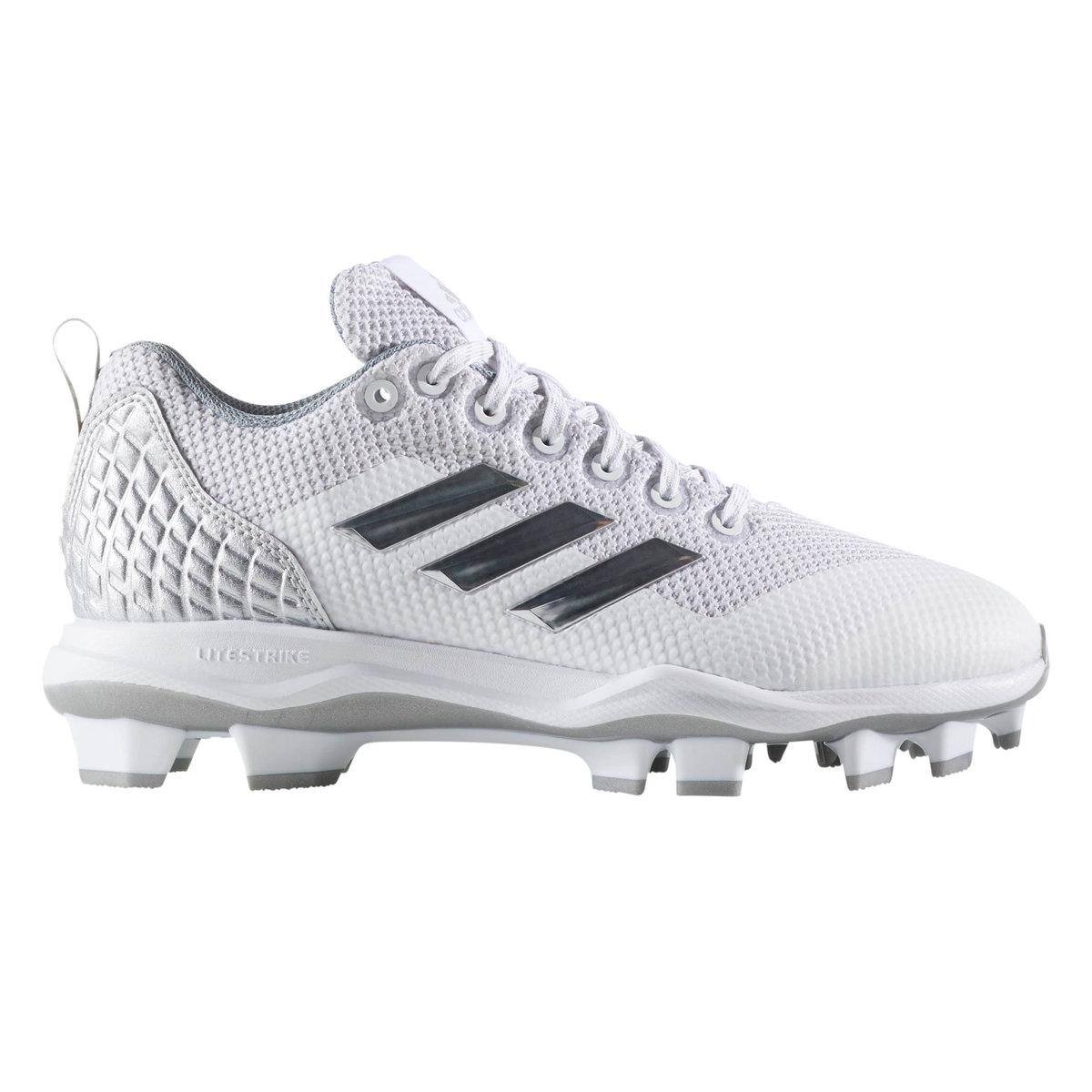 6141a41be94 adidas Poweralley 5 Tpu Softball Cleats – Womens in White - Lyst