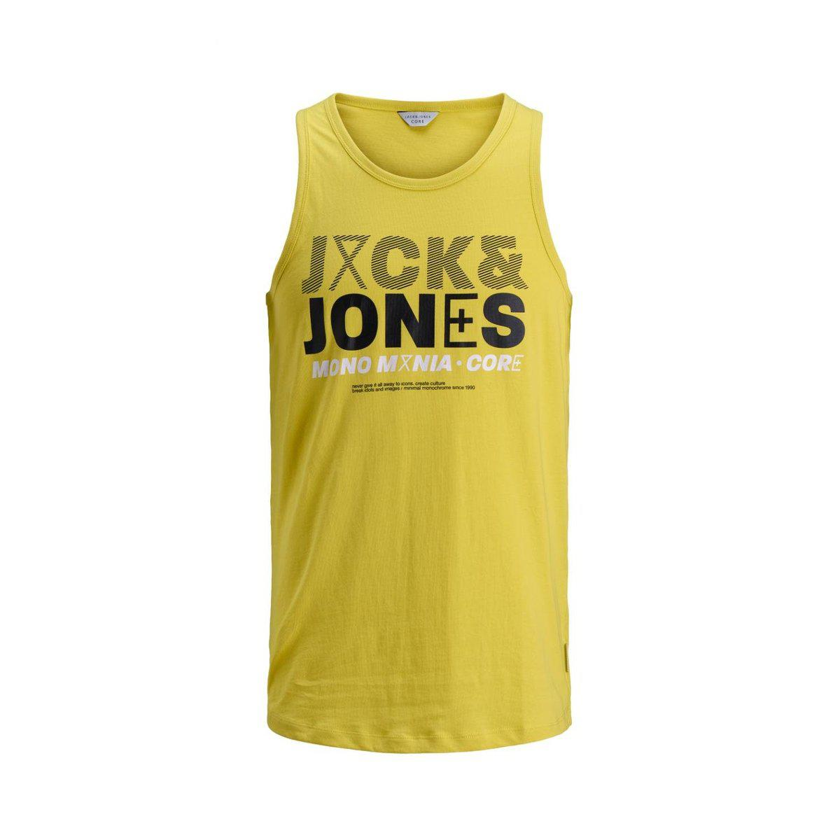 591ade4d05712e Lyst - Jack   Jones Jcomanny Core Vest Tank Top With Graphic in ...