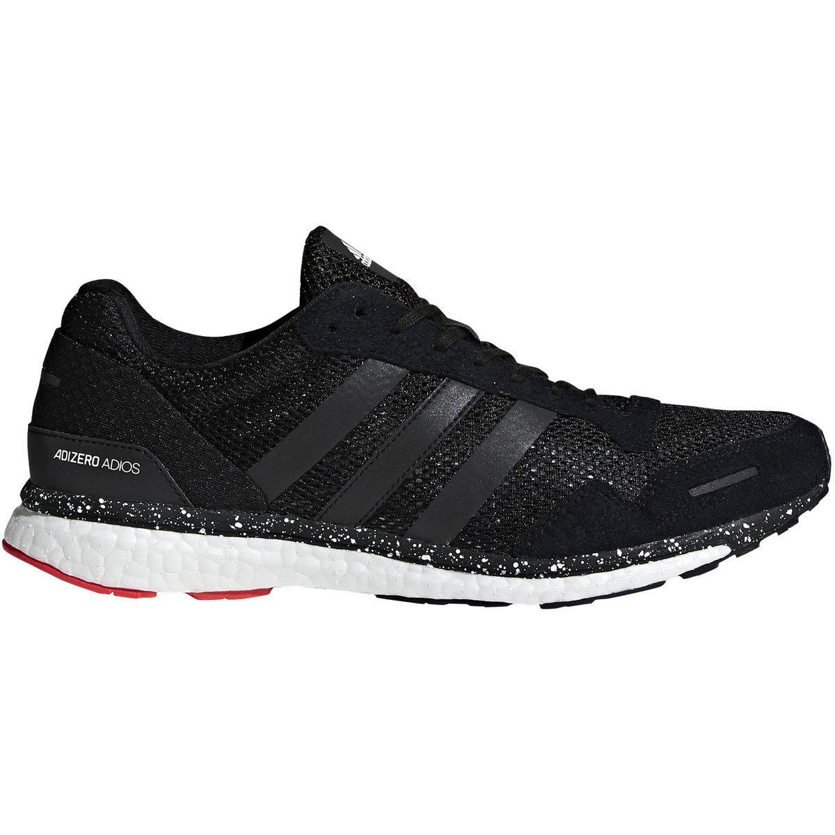 Lyst adidas adizero Adios 3 zapatos para hombres en color negro para los hombres
