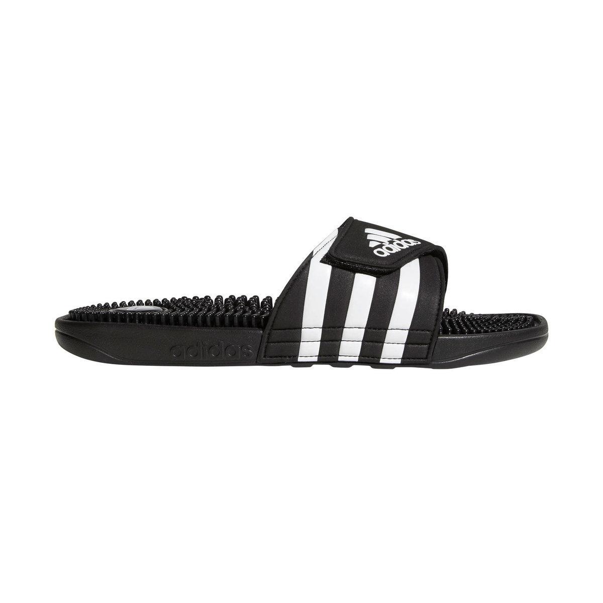 ba9321ec0461 Lyst - Adidas Adissage Slides – Mens in Black for Men