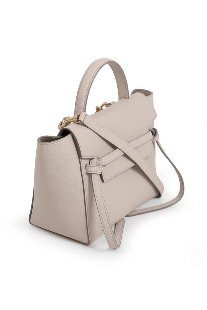 Céline Micro Belt Bag Clay - Lyst 083c4b8a0e3f2