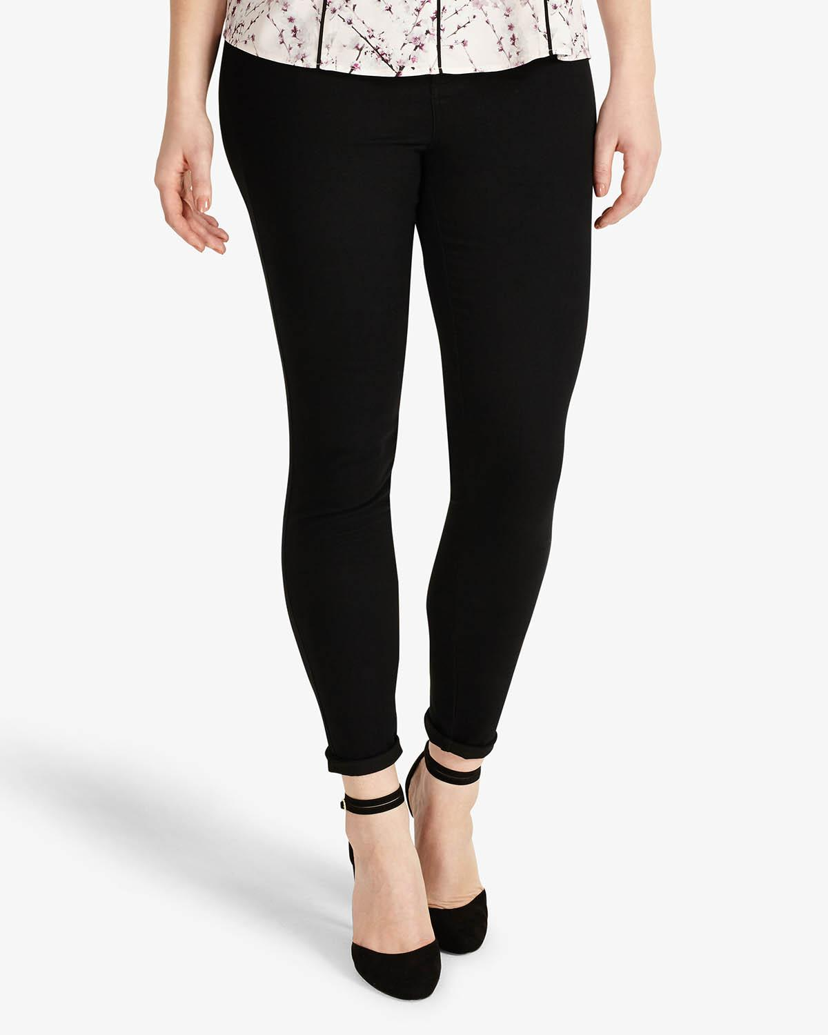 3152ac9aa0aa3 Phase Eight Jamie Jegging in Black - Lyst