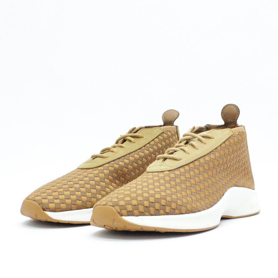 cc5269c0d52 Lyst - Nike Trainers Nike Air Woven Boot Premium Flax Brown 924463 ...